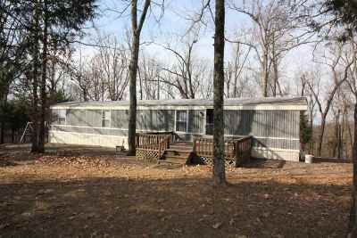 Kuttawa Manufactured Home For Sale: 1622 Hwy 1271
