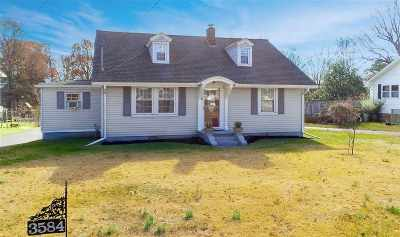Paducah KY Single Family Home For Sale: $109,500