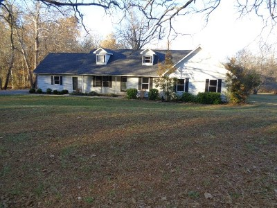 Hardin Single Family Home For Sale: 190 Cherry Hill Dr