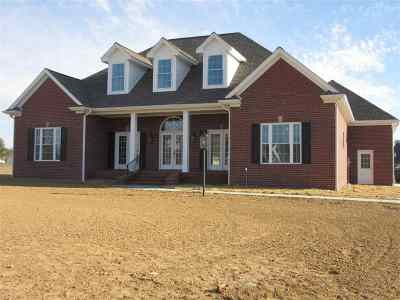 Paducah Single Family Home For Sale: 105 Pershing Way