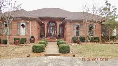 Benton Single Family Home For Sale: 210 Flyaway Dr