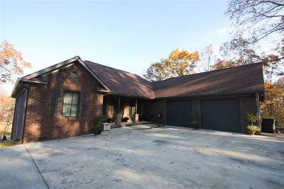 Murray Single Family Home For Sale: 1091 Deepwood