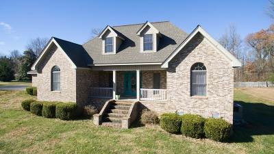 Paducah Single Family Home For Sale: 5955 Guyline Drive