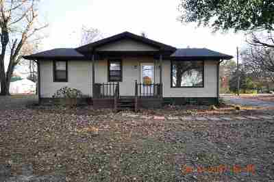 Benton Single Family Home Contract Recd - See Rmrks: 1142 Briensburg Road