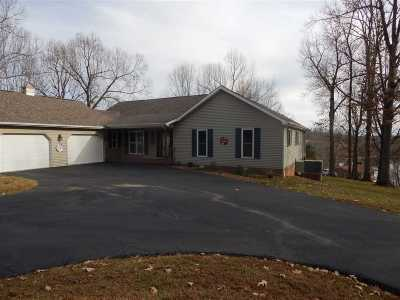 Eddyville KY Single Family Home For Sale: $255,000