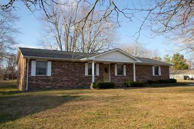 McCracken County Single Family Home Contract Recd - See Rmrks: 121 Woodbine Drive