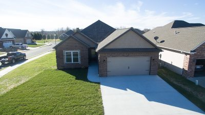 Paducah Single Family Home For Sale: 5400 Shelldrake Lane