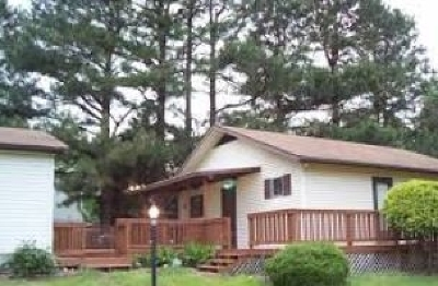 Paducah KY Single Family Home For Sale: $96,900
