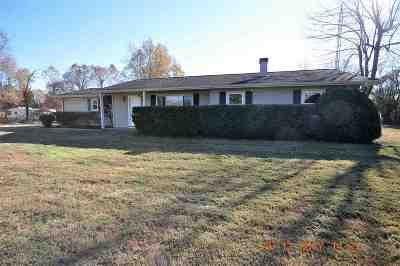 Boaz KY Single Family Home For Sale: $129,900