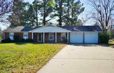 Paducah KY Single Family Home For Sale: $134,900