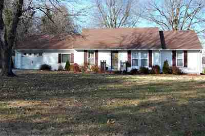Kevil Single Family Home For Sale: 3255 Minnich Avenue