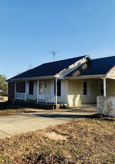 Trigg County Single Family Home For Sale: 371 Hillview Drive