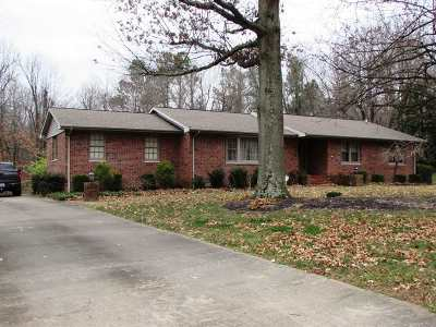Paducah KY Single Family Home For Sale: $364,900