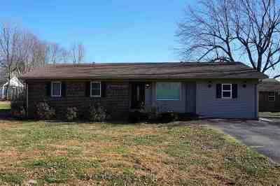 Calvert City Single Family Home For Sale: 47 Smith St.