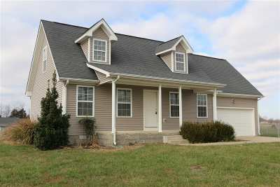 Trigg County Single Family Home For Sale: 121 Melrose Lane