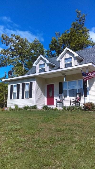 Salem KY Single Family Home For Sale: $129,900