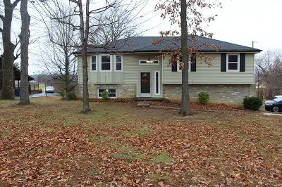 Mayfield KY Single Family Home For Sale: $137,500