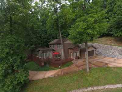 Eddyville KY Single Family Home For Sale: $439,900
