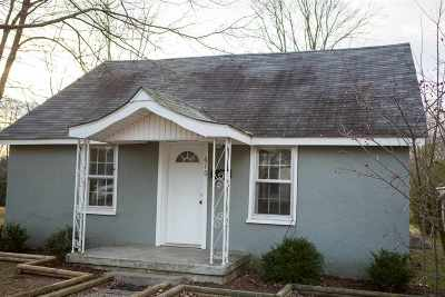 Murray Single Family Home For Sale: 610 Broad Street