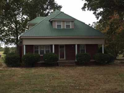 Murray Single Family Home For Sale: 893 Peach Orchard Road