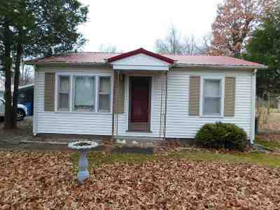 Paducah Single Family Home Contract Recd - See Rmrks: 2128 Homewood Ave