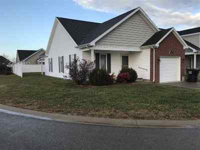 Cadiz Single Family Home For Sale: 73 Dove Circle