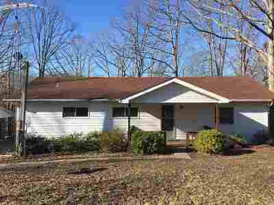 Calloway County Manufactured Home For Sale: 145 Tina Drive