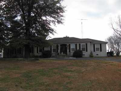Mayfield Single Family Home For Sale: 339 Lakeview Dr