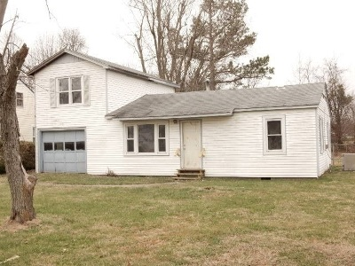 Paducah Single Family Home For Sale: 3141 Estes Lane