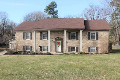 Paducah Single Family Home Contract Recd - See Rmrks: 5841 Merrydale Drive