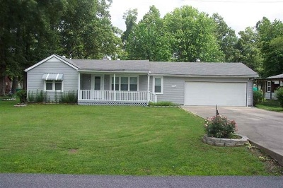 Paducah Single Family Home For Sale: 2154 Homewood Ave