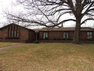 Graves County Commercial For Sale: 317 S 9th Street