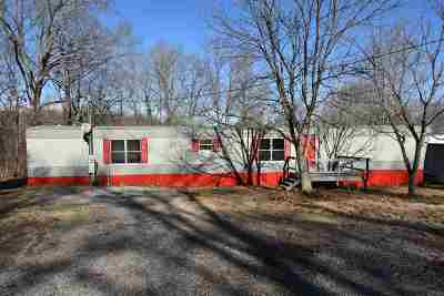 Cadiz Manufactured Home For Sale: 335 Rabbit Ridge Rd