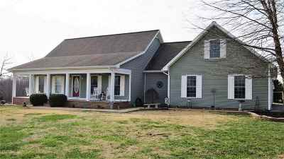 Cadiz Single Family Home Contract Recd - See Rmrks: 2143 South Rd.