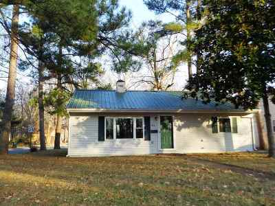 Paducah Single Family Home For Sale: 952 Hc Mathis Drive