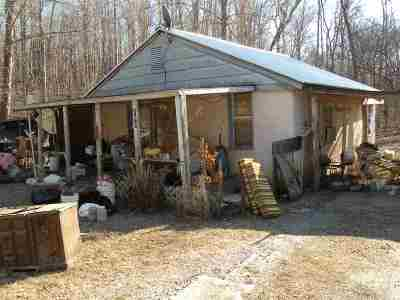 Eddyville Single Family Home For Sale: 106 Woodlawn Ave