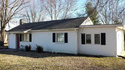 Kevil Single Family Home For Sale: 7316 Gage Road