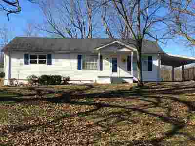 Caldwell County Single Family Home For Sale: 1419 N Jefferson
