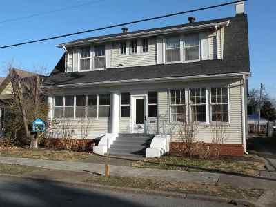 Princeton Single Family Home For Sale: 506 W Washington Street