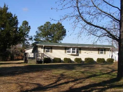 Benton Single Family Home For Sale: 427 Capp Springs Rd