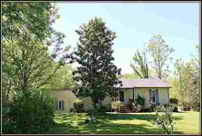 Hazel KY Single Family Home For Sale: $128,000
