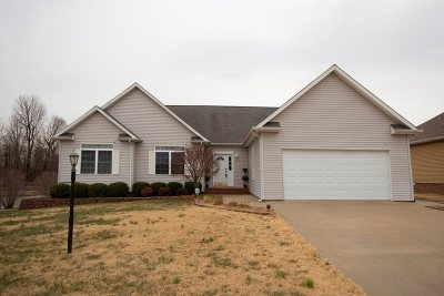 McCracken County Single Family Home For Sale: 1020 Red Pine Circle