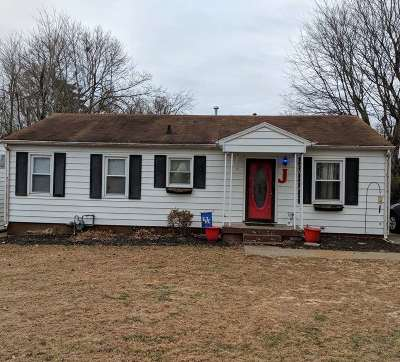 Paducah Single Family Home For Sale: 123 Mohawk Drive