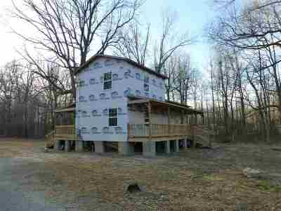 Paducah Single Family Home For Sale: 1325 Oaks Road