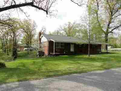 Gilbertsville Single Family Home For Sale: 1511 Ridge Rd