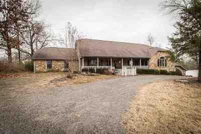 Paducah Single Family Home For Sale: 545 Lebanon Church Rd