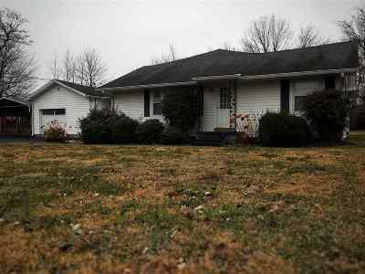 Paducah Single Family Home For Sale: 225 Cumberland Ave.