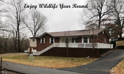 Gilbertsville KY Single Family Home For Sale: $145,000