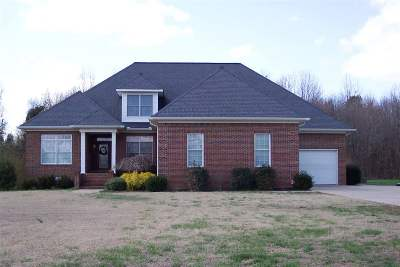 Paducah Single Family Home For Sale: 175 Tyree Rd