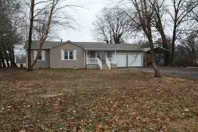 McCracken County Single Family Home For Sale: 600 Yopp Lane